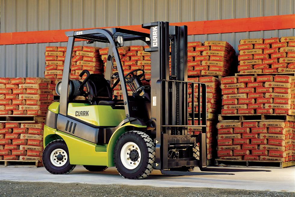 Clark Forklifts For Sale, Oklahoma| Visit our Tulsa