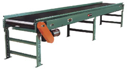 Trough & Slider Bed Belt Conveyor