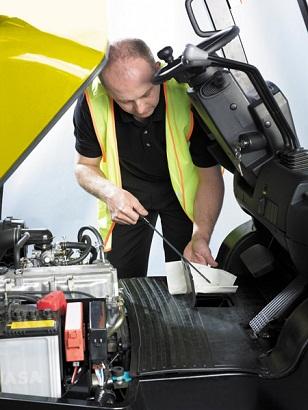 Forklift Service in Tusla, OK | Visit our Oklahoma dealership for