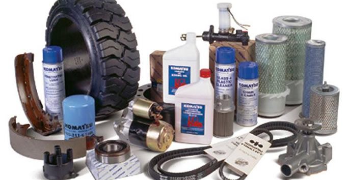 Forklift Parts Department, OK | We have parts for your